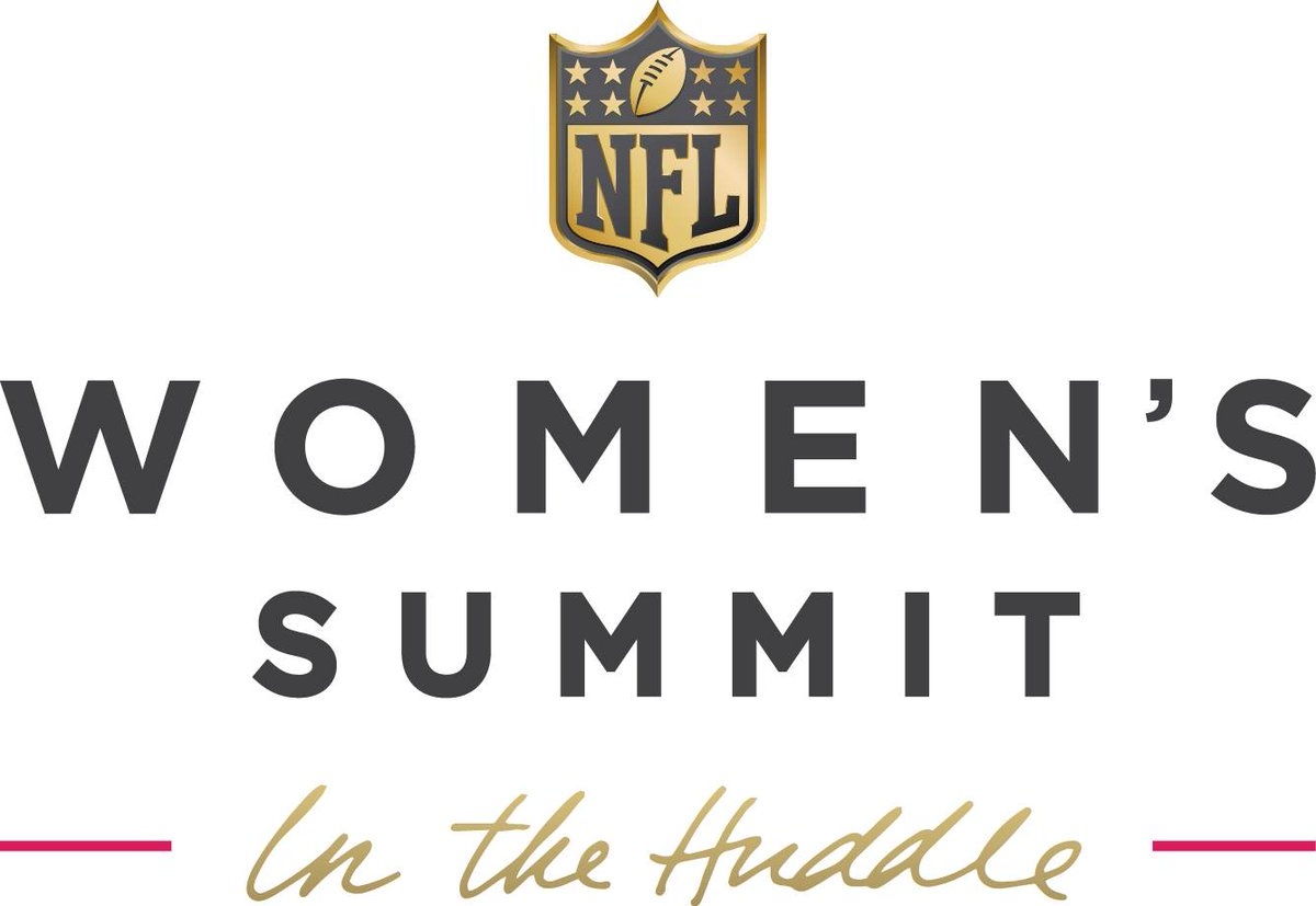 Ensure ALL women have access to sports @NFL Women's Summit https://t.co/qSLOuqjhOa #InTheHuddle https://t.co/Xi4CRVjhSK