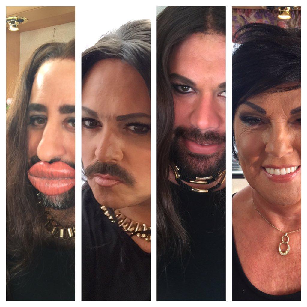 The Big Fat Gypsy Kardashians are back @KLSketchShow tonight 10pm @itv2 https://t.co/1s7bWpFvNk
