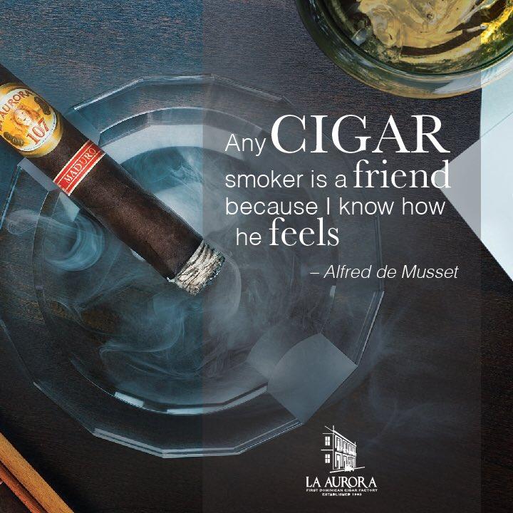 Sentimiento mutuo.  Mutual Feeling. #LaAuroraCigars #Cigar #LaAuroraCigarWorld https://t.co/IJR71AN224