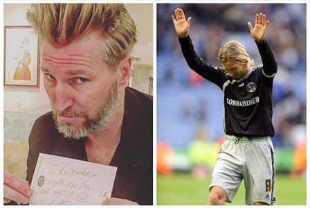 RT @LeicsMercury: Leicester_Merc : Fair play, RobbieSavage8 - Savage responds to article on badge-kissing ch… https://t.co/sOAYpPmV0p) http…