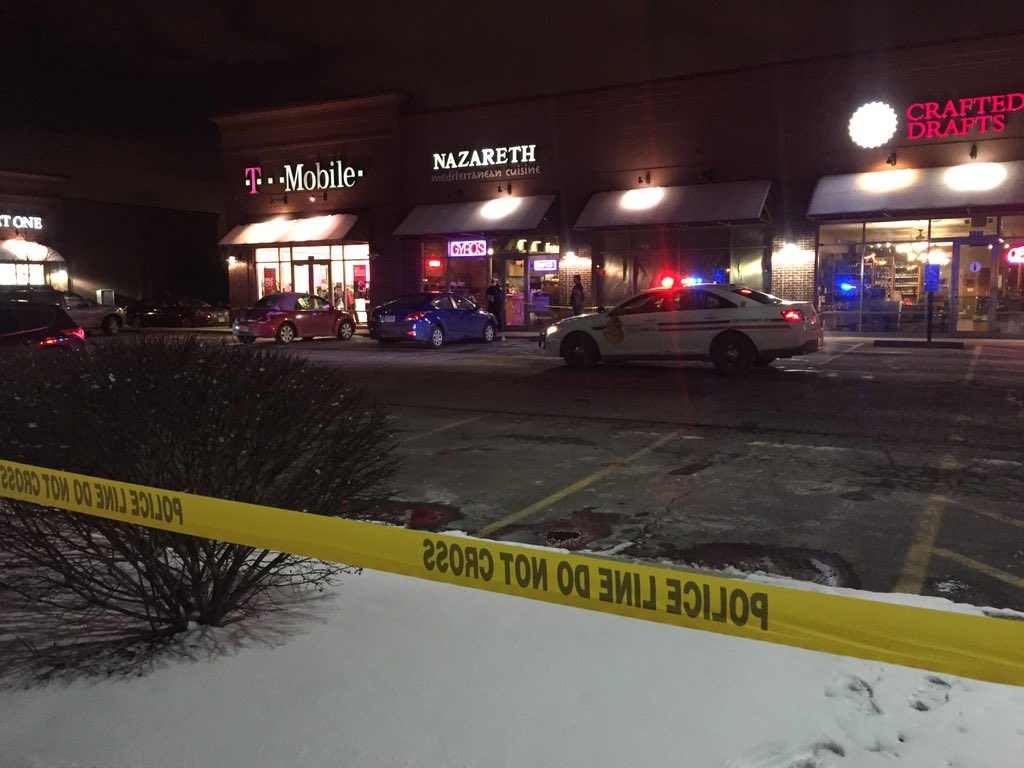 CPD - Federal officials assisting with investigation into attack at Nazareth Mediterranean Cuisine.