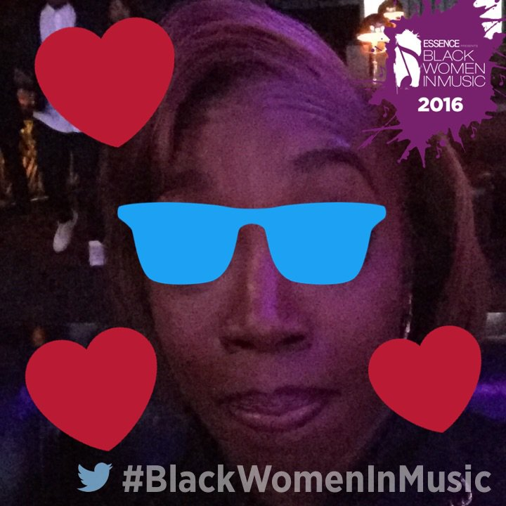 RT @essencemag: Having fun with my emoji face with @EstelleDarlings #BlackWomenInMusic https://t.co/jHGz0mpj58