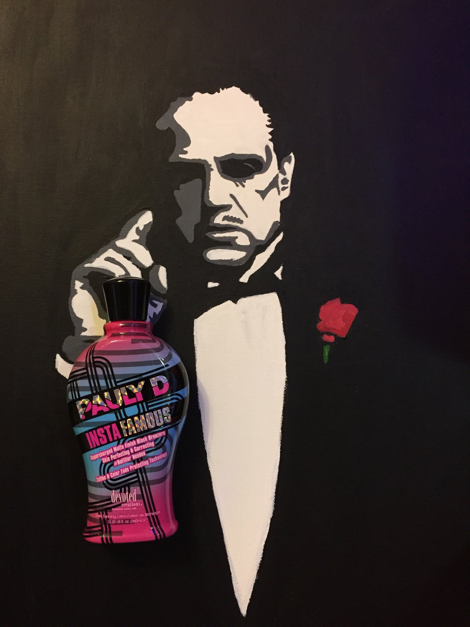 RT @BodyBINGTANNING: We just restocked with @DJPaulyD 's tanning lotion, Instafamous!  Best bronzer out there. @devotedcreation https://t.c…