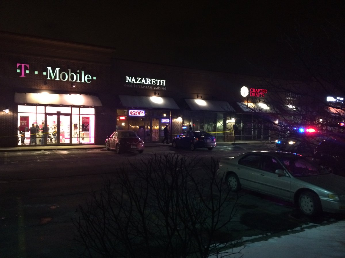 Latest info in an earlier attack at local restaurant, including video from @ReneeLaSalle