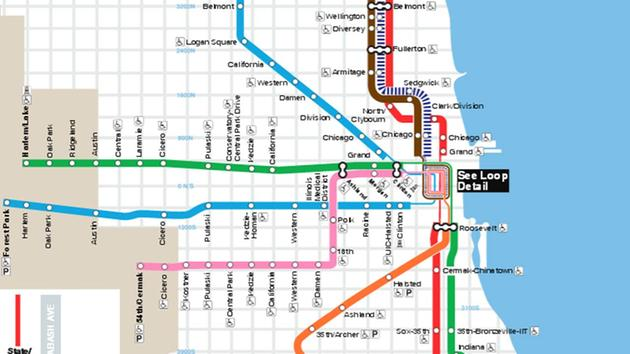 CTA Yellow Line service suspended after minor derailment near Dempster....