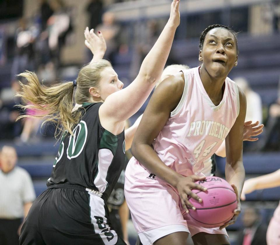 Providence Day's Janelle Bailey is Charlotte Observer Thursday top performer clthsbb