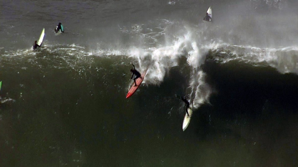 Titans of Mavericks: How to watch the famous surf contest off Half Moon Bay -->
