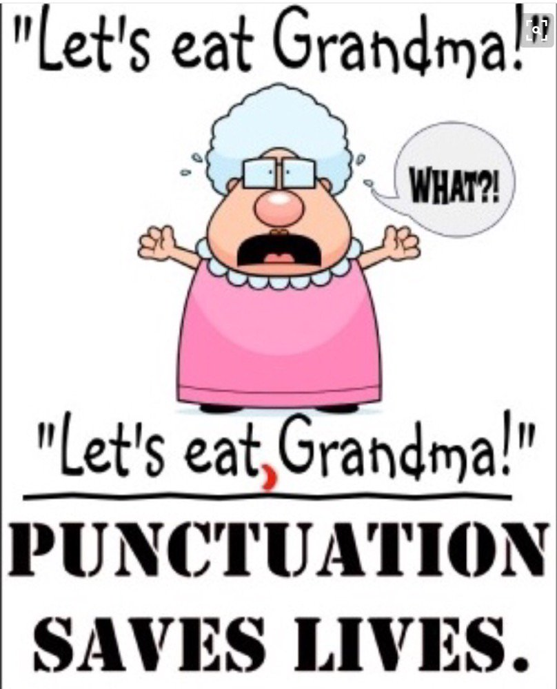 Image result for commas and clarity