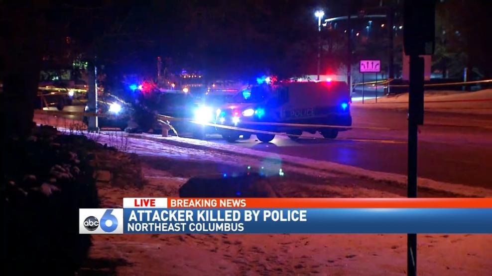 Police shoot, kill suspect near Easton after machete attack at restaurant