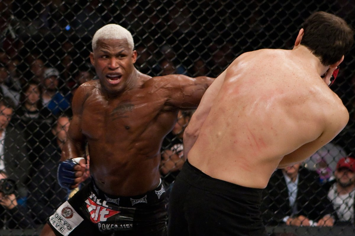 Former UFC champion Kevin 'The Monster' Randleman dies at age 44