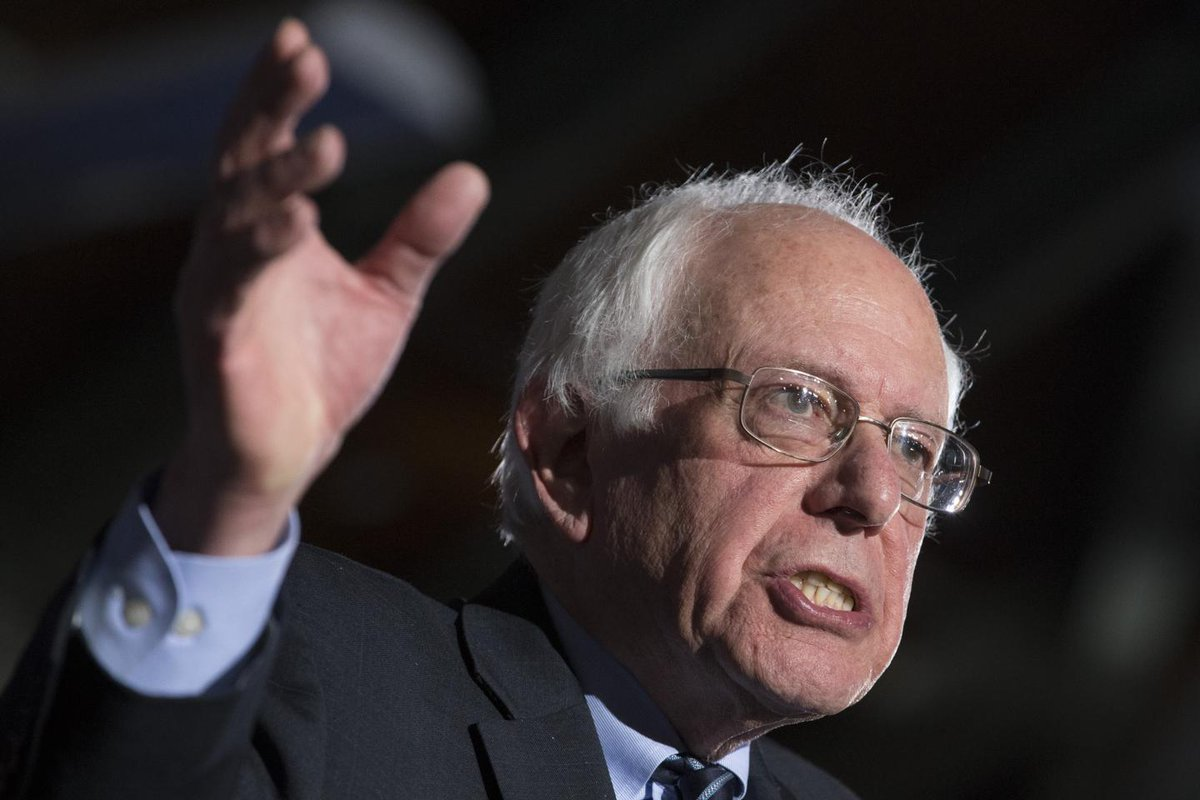 @joshgreenman: Bernie Sanders does nothing to show he could live up to his word