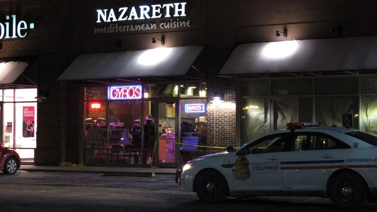 Police shoot, kill man who stormed into Ohio restaurant with machete, injuring 4 in attack