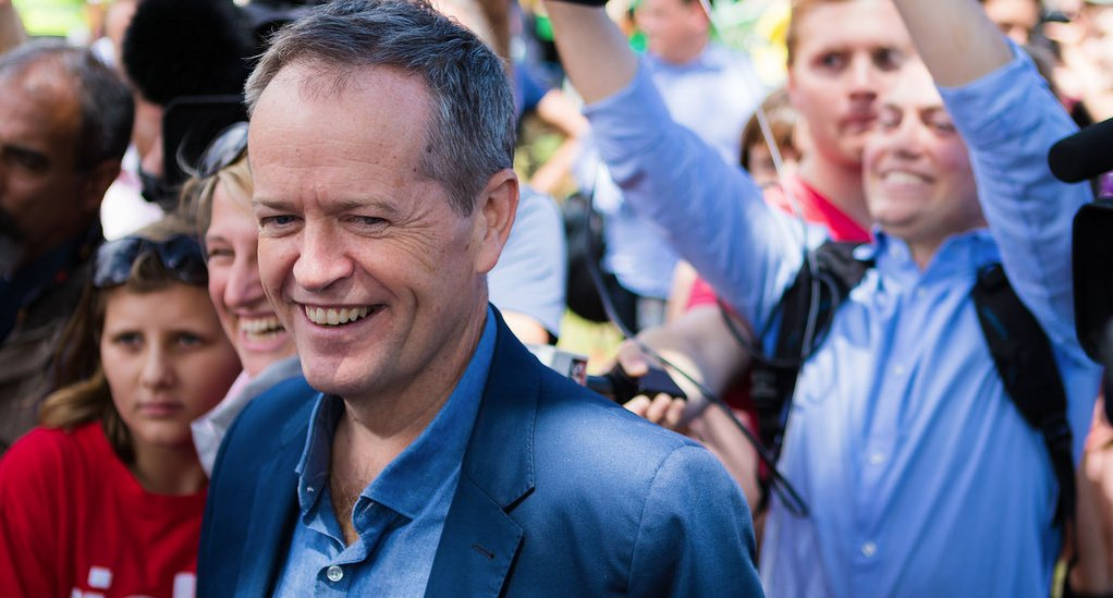 .@billshortenmp to be 1st federal party leader to march at @sydneymardigras Parade: https://t.co/5eTbVvKrHx #auspol https://t.co/9wcLmUuUg1