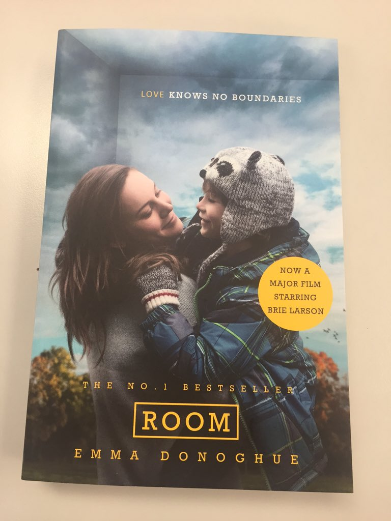 For the last #FreeBookFebruary of the week, RT this before midnight tonight to enter to win a copy of Room. https://t.co/rBDDmAAg2j