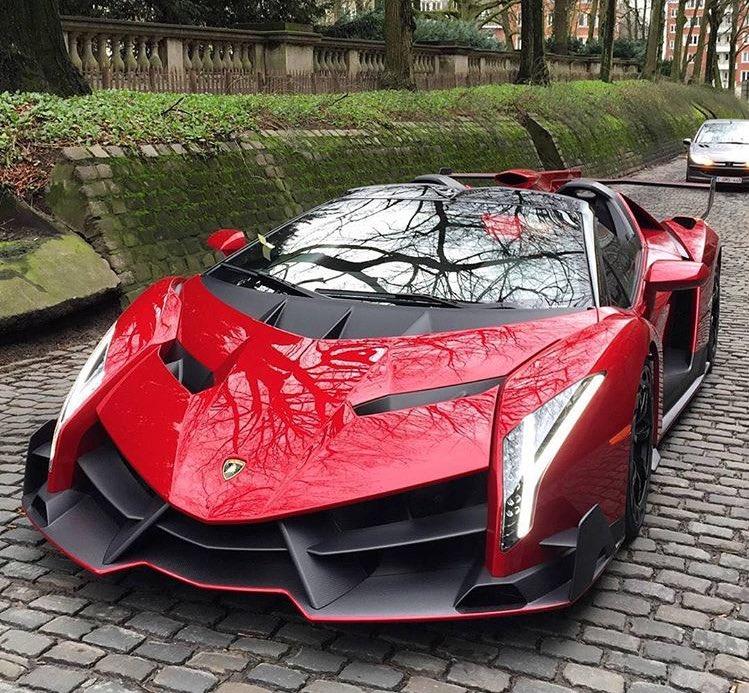 lamborghini veneno red. billionaires on twitter lamborghini veneno red