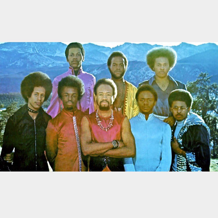 Thank You for the music that moved the Earth Wind and Fire #RIP  #mauricewhite https://t.co/bSkOSwII3E