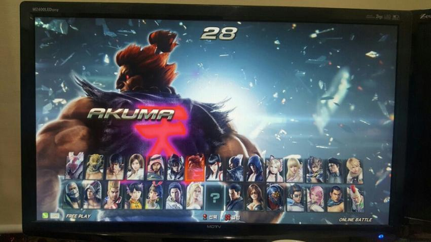 Tekken 7 Fated Retribution & Tekken X Street Fighter Discussion 4 (Armor King, Julia and Marduk confirmed) - Page 5 CabPgYEXIAEZzHm