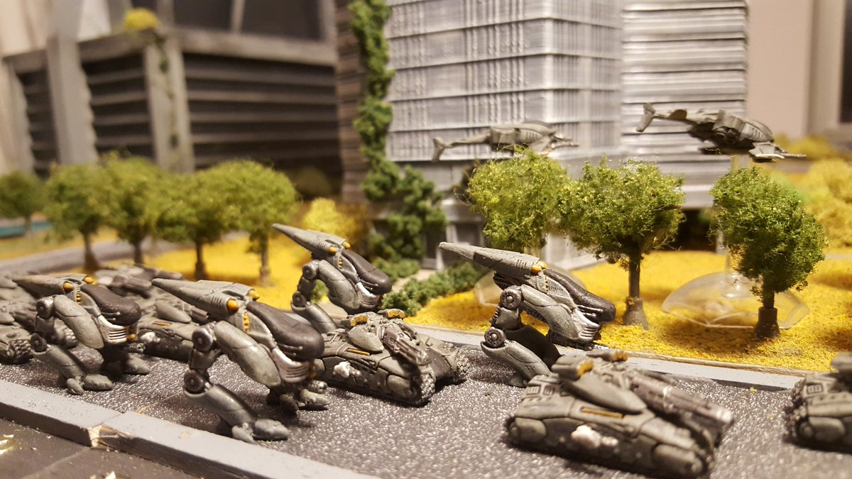 Tactical Command | View topic - Polyversal 6mm Miniatures Game System
