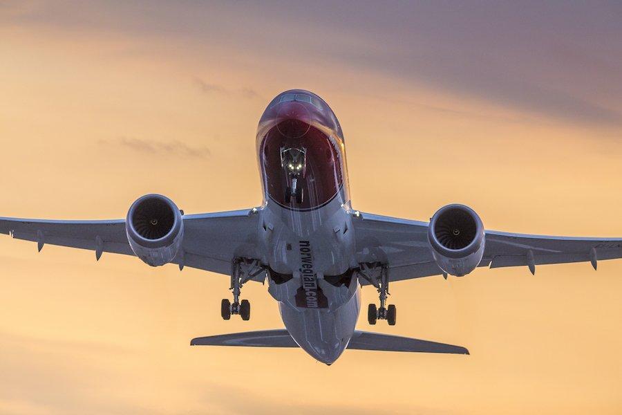Norwegian a Roma Fiumicino, la terza compagnia aerea low-cost in Europa