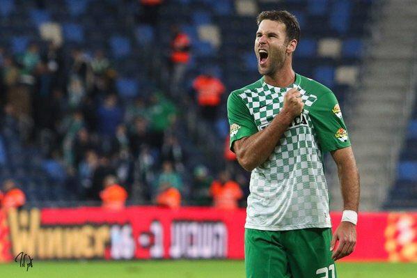 Maccabi Haifa defender Dekel Keinan receives  long term offer from Minnesota United FC MLS expansion franchise https://t.co/5z6wPzrnjA