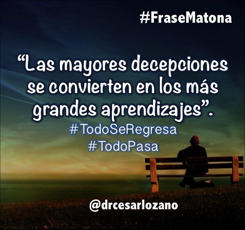 Dr César Lozano On Twitter Para Quienes Tenemos Fe Lo