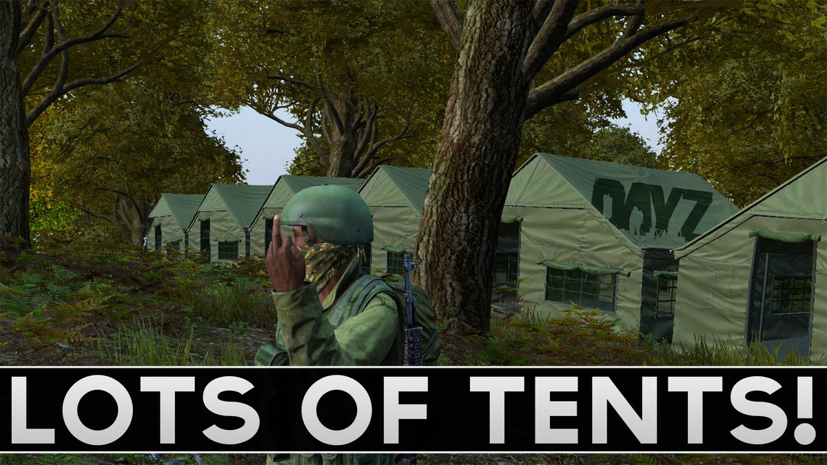 #Dayz Standalone Fastest Way To Find Tents! //.DayzTV.com/video/ dayz-fastest-way-to-find-tents-make-a-huge-base-dayz-standalone-gameplay/ u2026 via ...  sc 1 st  Twitter & ClintonC (@clintonAc17) | Twitter