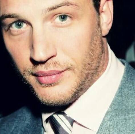 How gorgeous is Tom Hardy though?!