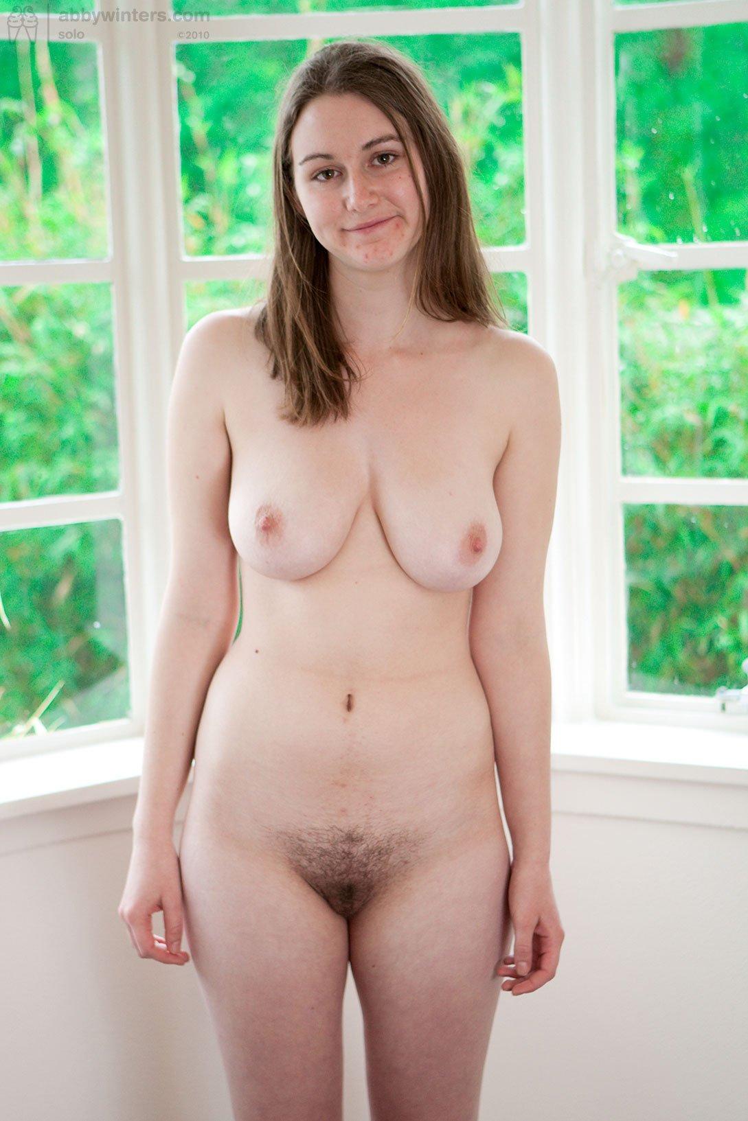 hairy chubby girls nude