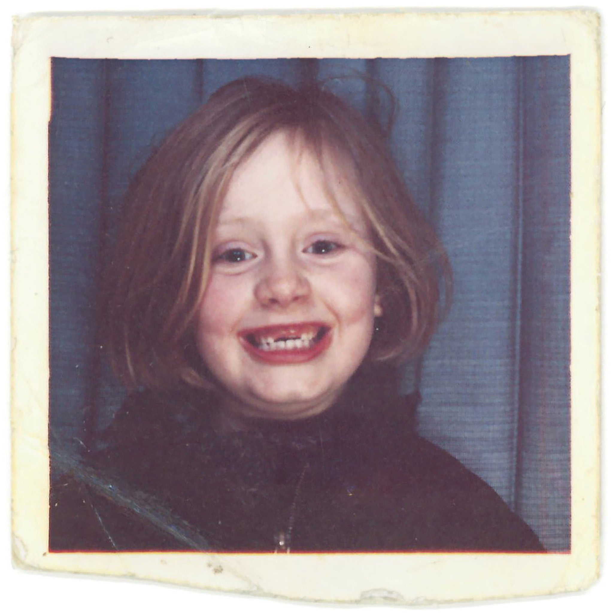 Adele's Childhood Photo Is Excellent Marketing For Her New Single | Cuba Si