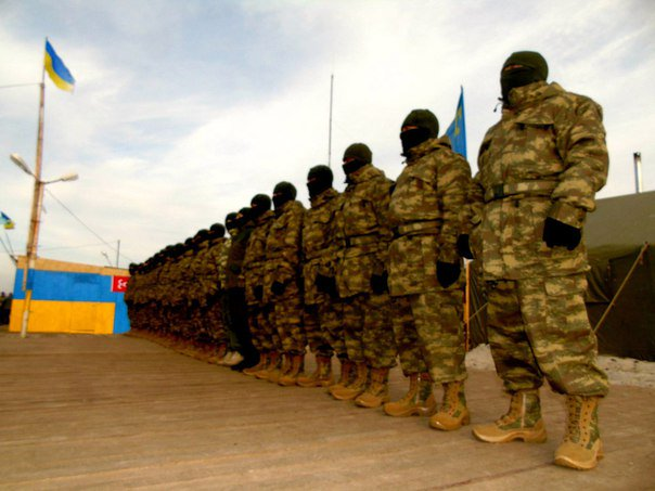 На админгранице с Крымом оккупанты задержали проукраинского активиста Шукурджиева - Цензор.НЕТ 9076