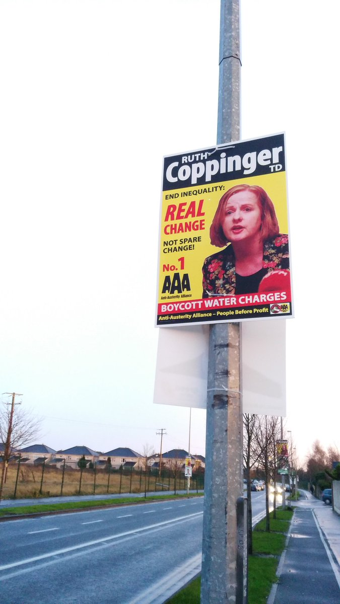 """I'm liking @RuthCoppingerTD motto """"Real change not spare change"""" https://t.co/iSlLoPQ5iO"""