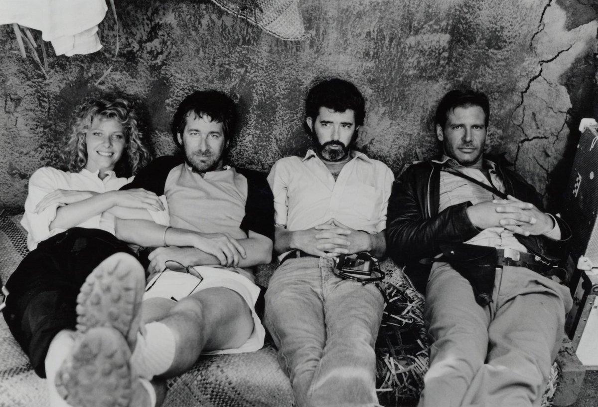 """Résultat de recherche d'images pour """"Steven Spielberg indiana jones"""""""