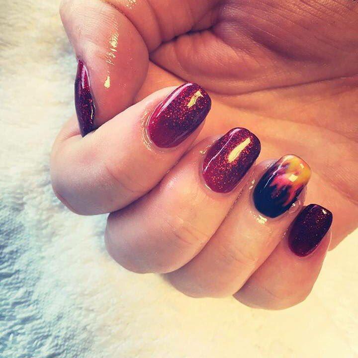 Opi gel nails worthing