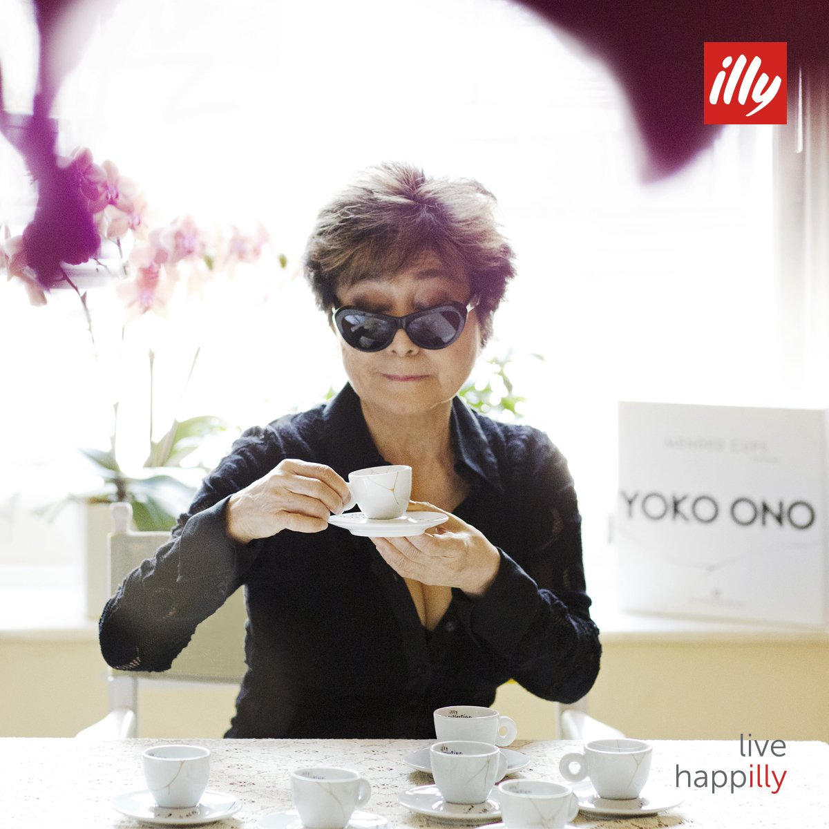 Healing the broken and preserving the unbroken: @YokoOno's artworks for illy Art Collection https://t.co/gprEg0jhnR https://t.co/xXVLrudUvG