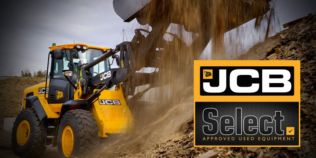 NEW: JCB Select. Approved Used Equipment from JCB. Click here for more info:  https://t.co/epMg8x0LBQ https://t.co/FUqTkDAbvp