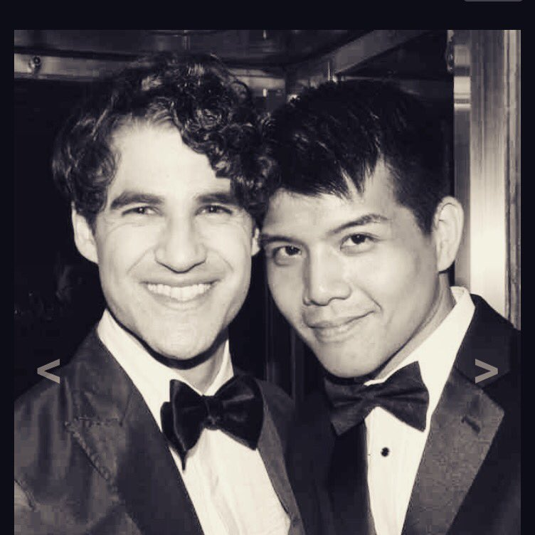 Happiest of birthdays to my buddy @DarrenCriss! #ohyeah https://t.co/svPe0xbgHw