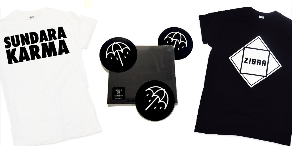 Follow & RT to win some great merch from #BRITsWeek including @bmthofficial Vinyl! T&Cs: https://t.co/sV2Imt6Bz8 https://t.co/wnDCmOETso