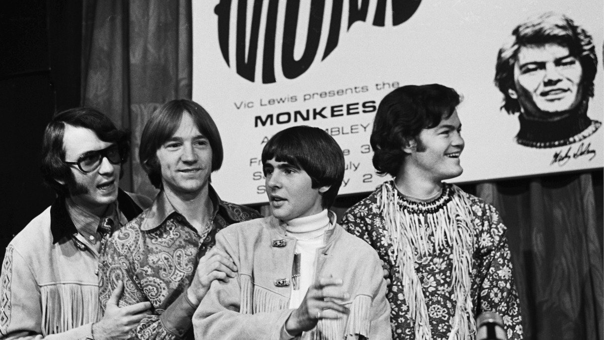 RT @mashable: Hey hey, The Monkees just announced a 50th anniversary album and tour: https://t.co/ZXdeX1Ntsg https://t.co/msFYa71vph