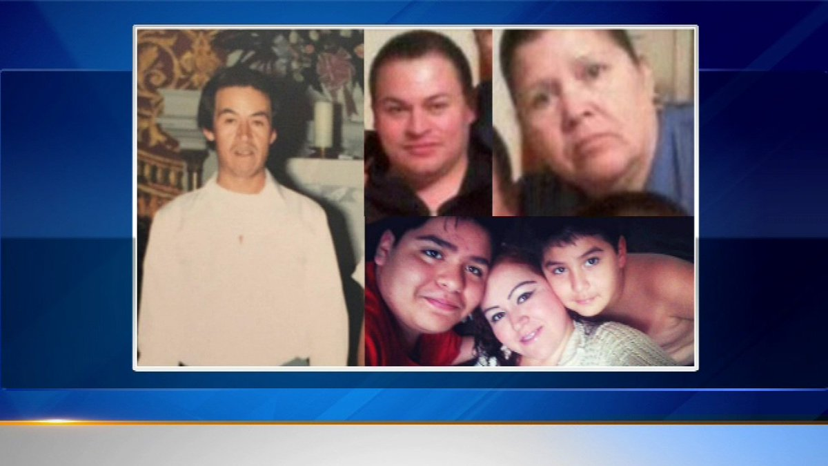 ME rules deaths of 6 family members in Gage Park as homicides...