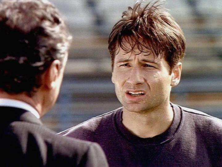 X files deep throat quotes not
