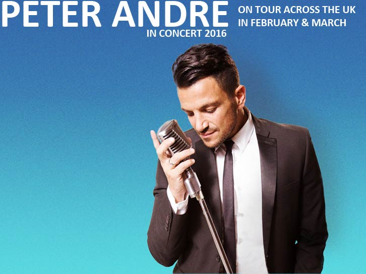RT @Leicester_Merc: Win one of 3 pairs of tickets to @MrPeterAndre @demontforthall https://t.co/svTxf52ngh https://t.co/P3X789PNKx