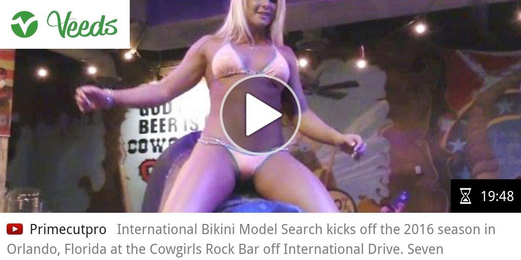 Sex bar bikini contest video porn star