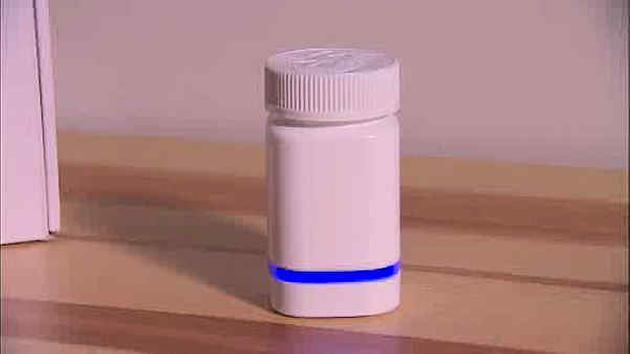 New 'smart pill bottle' knows when you've taken your medication