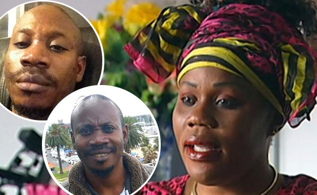 Man pays to have wife killed, wife pays him a visit at her own funeral