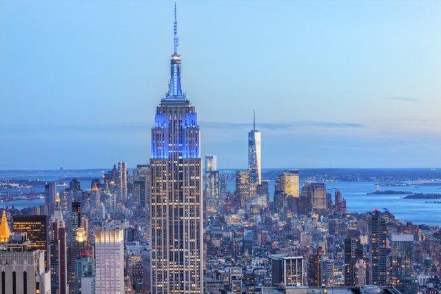 NJ Idiot Crashes Drone Into Empire State Building