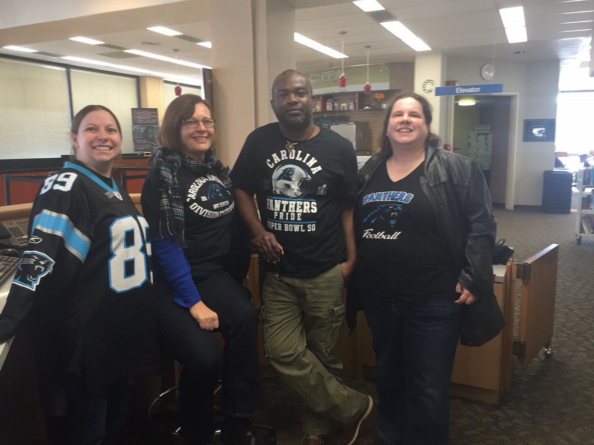 #cpcc4panthers #cpcclibraries #KeepPounding https://t.co/rELhdKN0t3