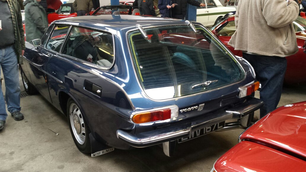 @CarterCollectab this is quite a big one too... haha. Beautiful old Volvo