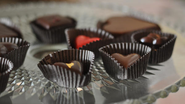 Where to get great chocolates in the Los Angeles area for Valentine's Day