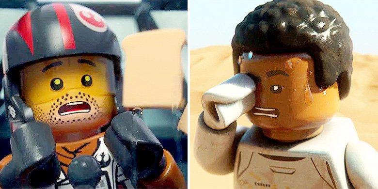 LEGO Star Wars: The Force Awakens Game Trailer Is Released That Parodies The Movie's Origi… https://t.co/U3aNLulQ0f https://t.co/RsMbxnyRU9