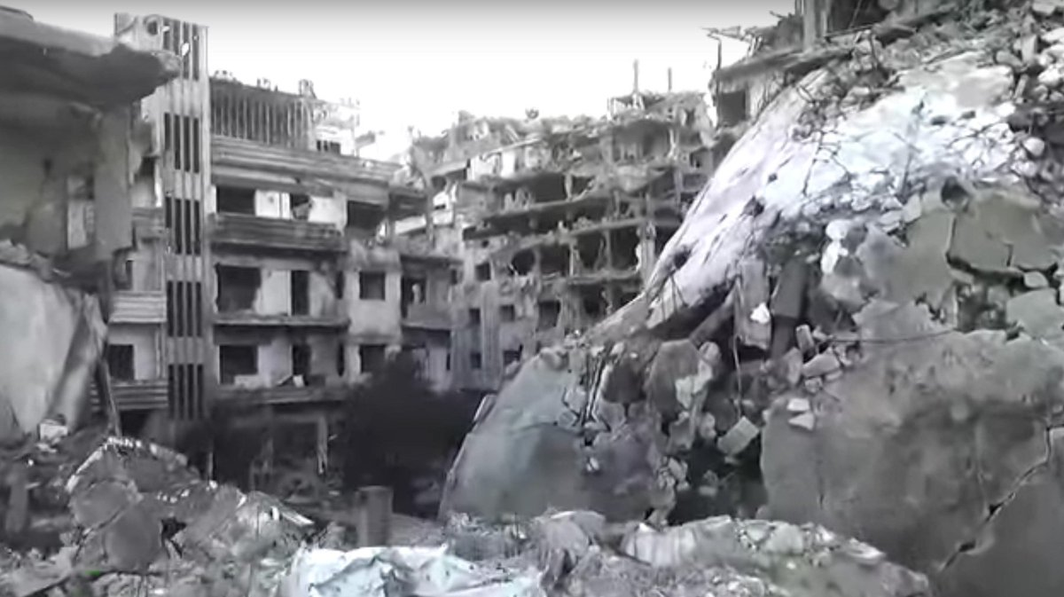 Homs is dead. Syria's civil war killed it